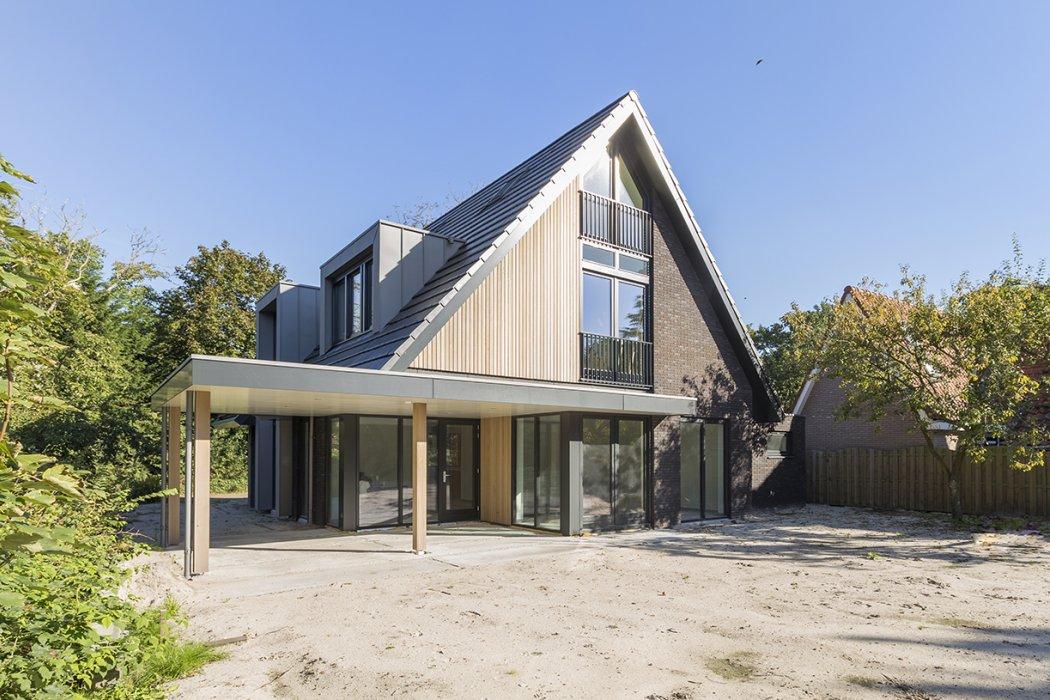 Voorbeeld woning 45 freco huis for Energieneutraal bouwen