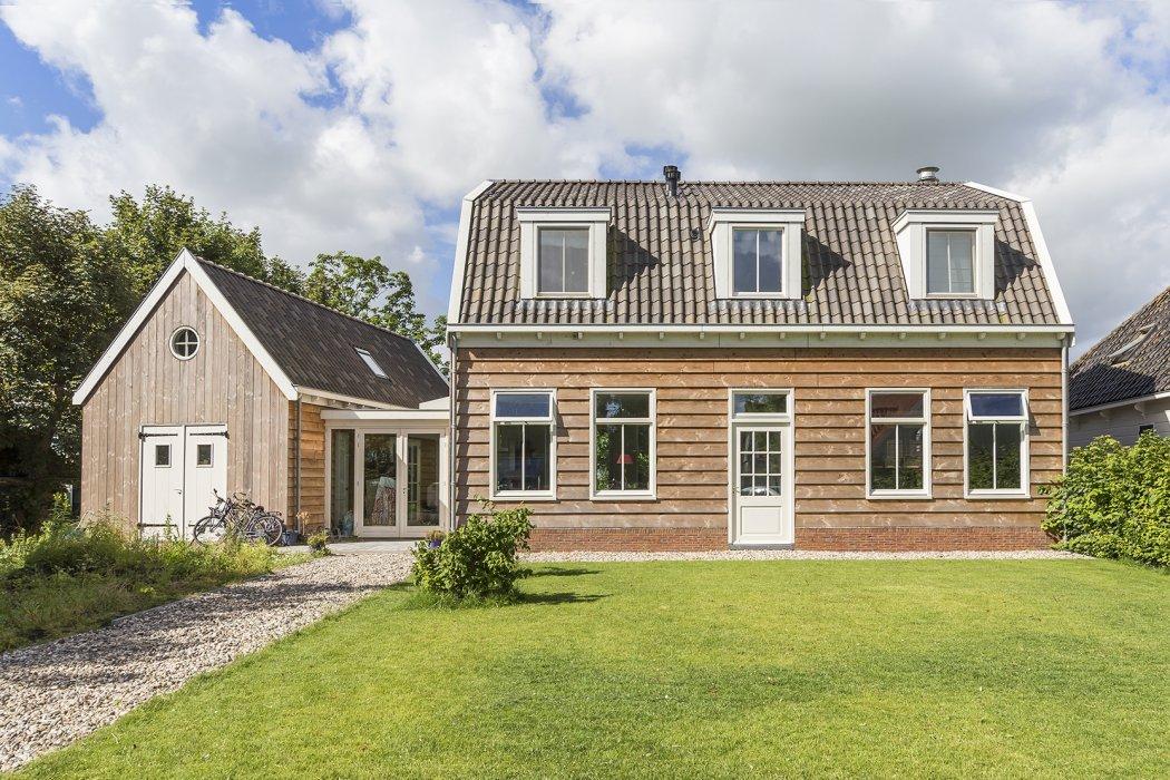Afgebouwde en casco woningen freco huis for Energieneutraal bouwen