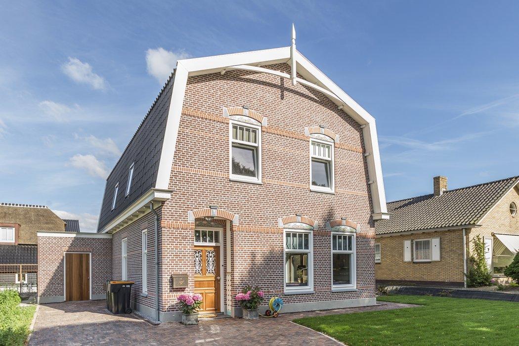 Houtskeletbouw prijs voorbeelden for Huis bouwen prefab