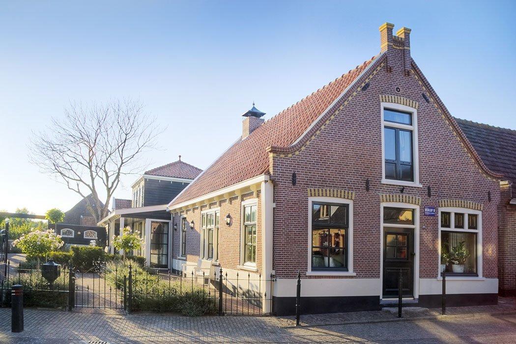 Voorbeeld woning 47 freco huis - Huis met veranda binnenkomst ...