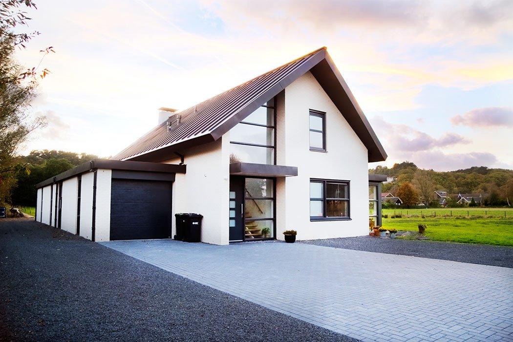 Afgebouwde en casco woningen freco huis for Zelf een huis bouwen wat kost dat