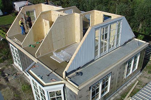 Casco Huis Bouwen : Casco woningbouw freco huis